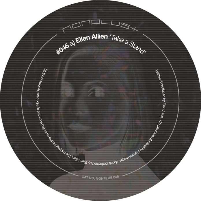 ELLEN ALLIEN TO RELEASE 'TAKE A STAND' EP ile ilgili görsel sonucu